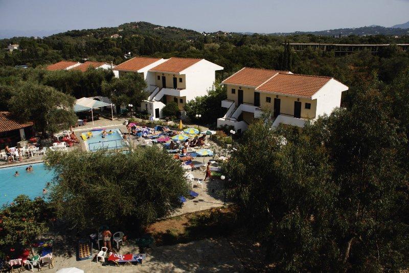 Hotel Telemachos in Korfu - Bild von 5vorFlug