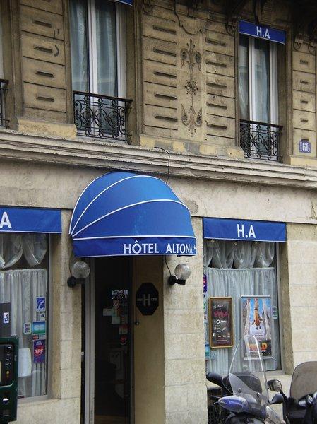 Hotel Altona günstig bei weg.de buchen - Bild von 5vorFlug