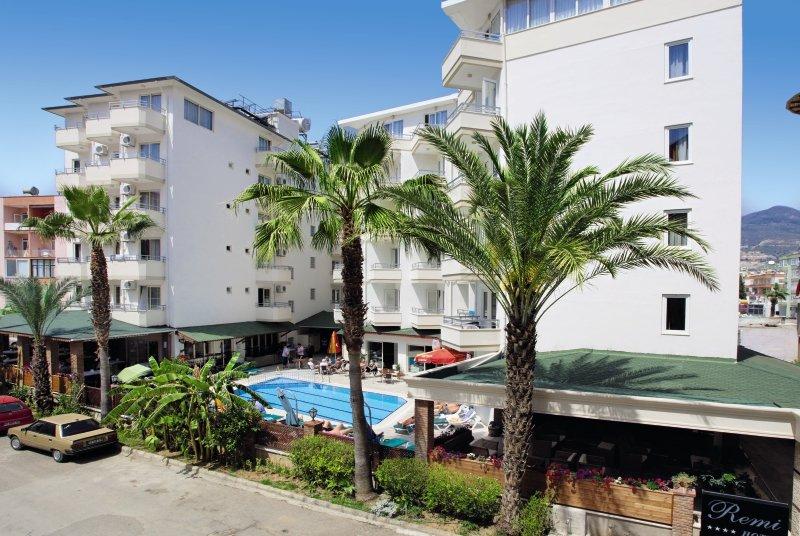 Hotel Remi Kleopatra günstig bei weg.de buchen - Bild von 5vorFlug