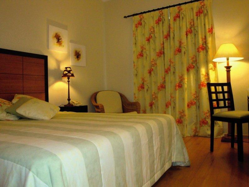 Hotelzimmer mit Golf im Quinta dos Poetas