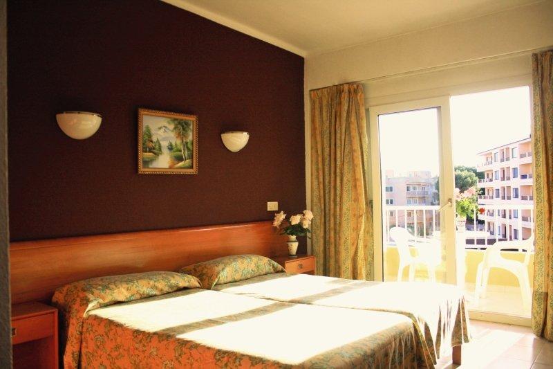 Hotelzimmer mit Golf im Alcina