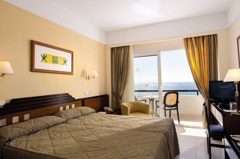 Hotelzimmer mit Tennis im Hipotels Hipocampo