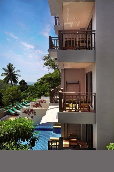 Hotel Krabi Cha-Da Resort günstig bei weg.de buchen - Bild von 5vorFlug