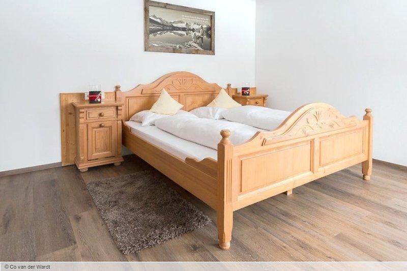 Hotelzimmer mit Sauna im Landhaus Alpenherz